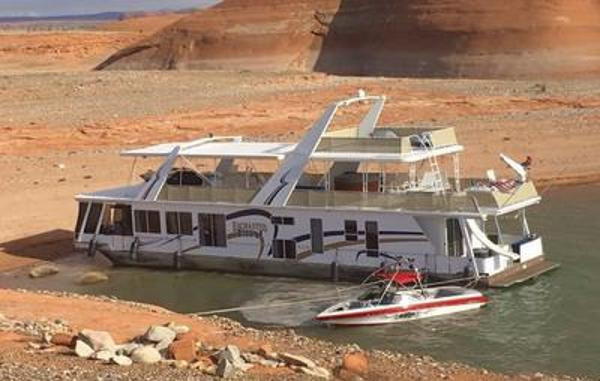 Stardust Cruisers 75 x 18 1/10 Multi-Ownership Houseboat