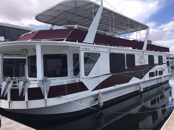 Skipperliner Houseboat