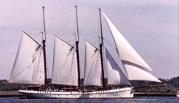 Tall Ship Passenger Vessel - FOR CHARTER