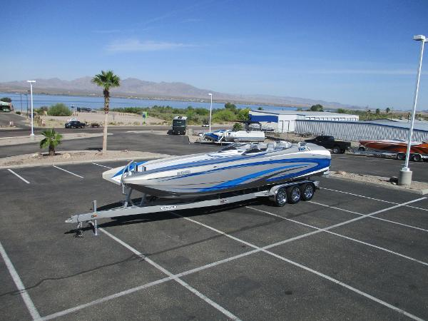 Daves Custom Boats DCB F32