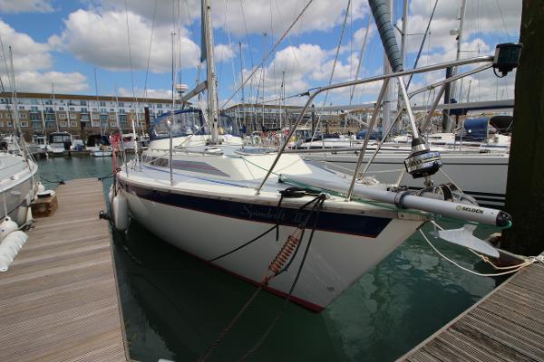 Westerly Seahawk 34