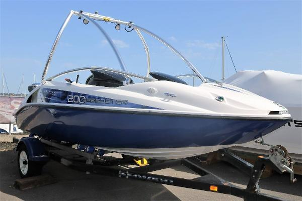 Sea-Doo Sport Boats Speedster