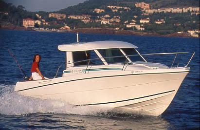Jeanneau Merry Fisher 695 Manufacturer Provided Image