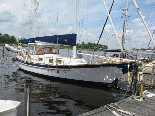 Durbeck World Cruising Ketch