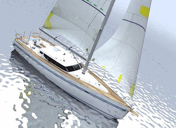 CR Yachts 440 DS CR Yachts 440 DS