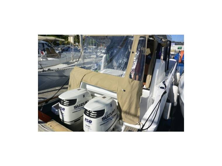 Jeanneau JEANNEAU MERRY FISHER 855 HY44428