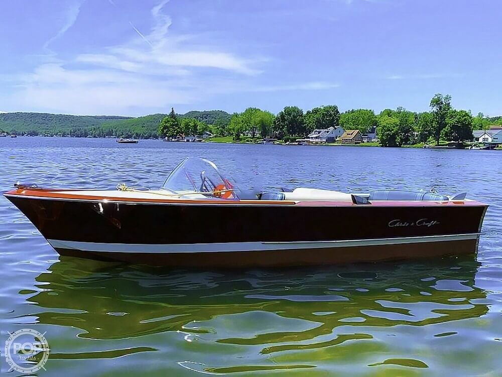 Chris-Craft 17 Ski Boat 1968 Chris-Craft 17 for sale in Cuba Township, NY