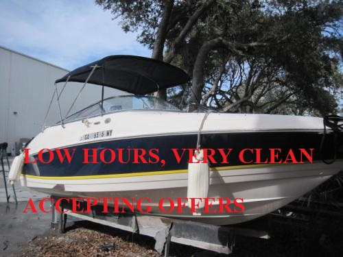 Regal Sport Boat 2400 Bowrider