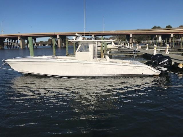 Marlago 35 Marlin Cuddy