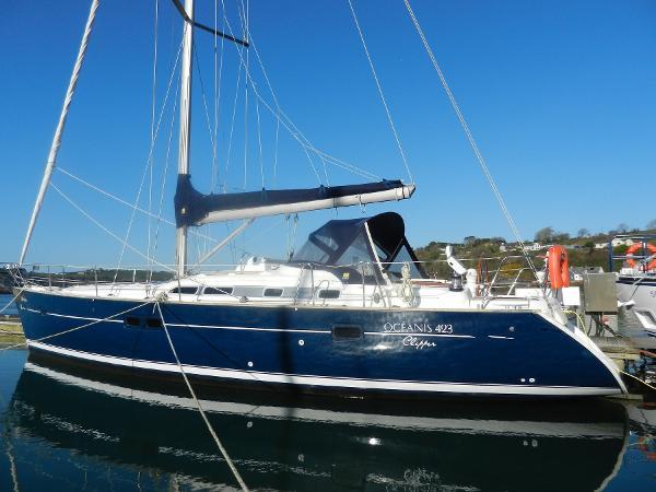 """Beneteau Oceanis Clipper 423 """"Edelweiss"""""""