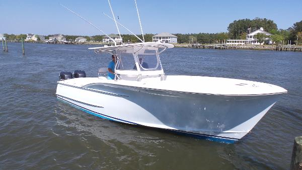 Outerbanks Boatworks Custom Carolina 29