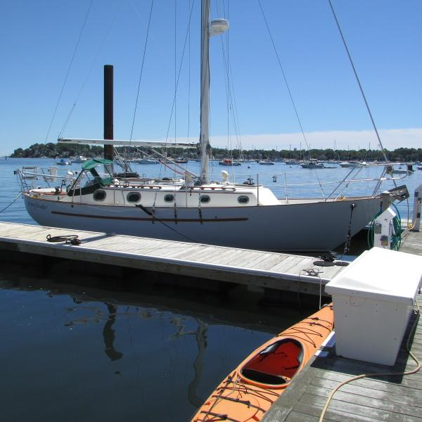 Pacific Seacraft 34 port