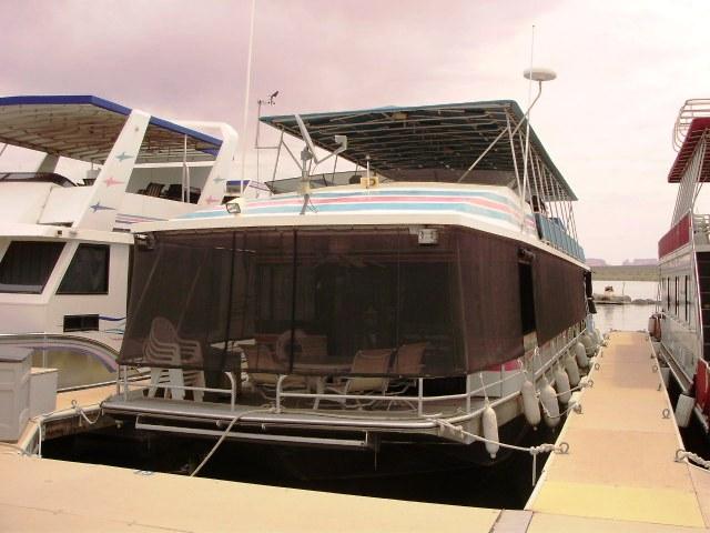 Stardust Widebody Houseboat