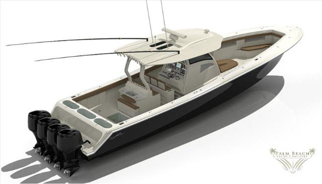 Blackwater Boats 39 TE 39 Tournament Edition