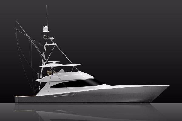 Viking 72 Convertible Manufacturer Provided Image