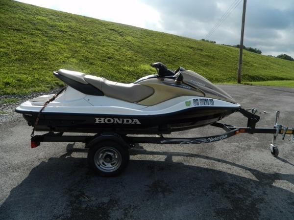 Honda AquaTrax® F-12X GPScape