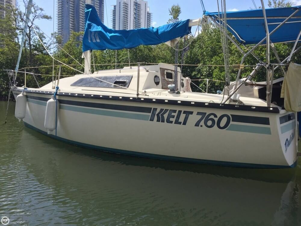 Kelt Marine 7.60 1984 Kelt 7.60 for sale in Sunny Iles Beach, FL