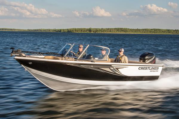 Crestliner 2150 Sportfish SST Manufacturer Provided Image