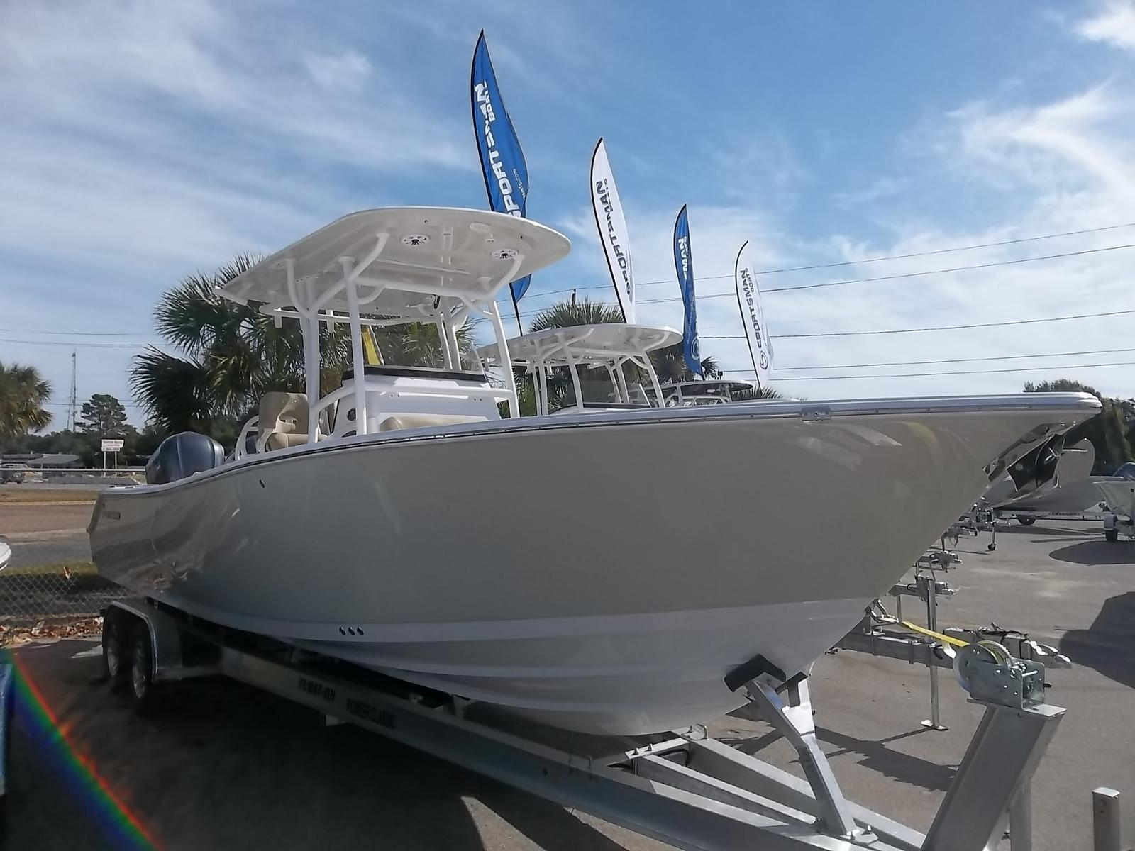Sportsman Boats Open 282 Center Console