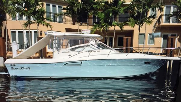 Sport-Craft 3100 Express Profile