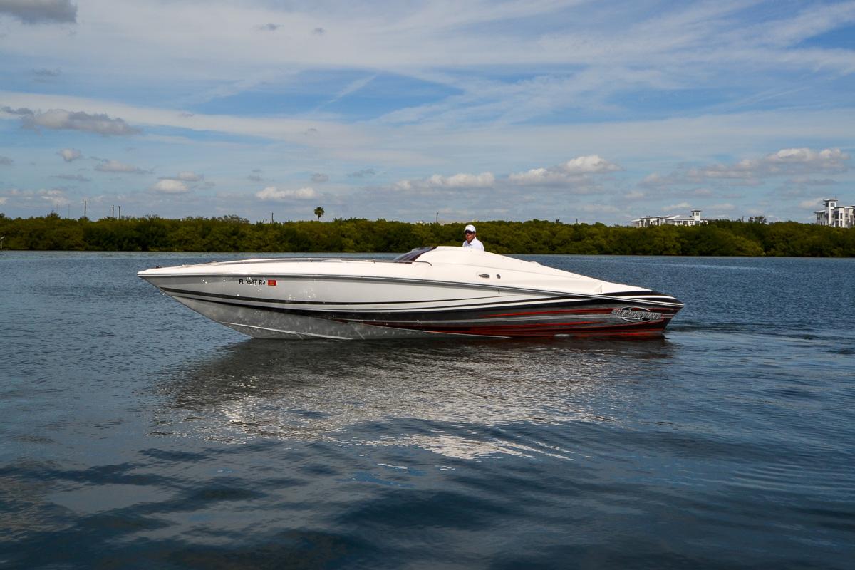 Sunsation Powerboats MCOB