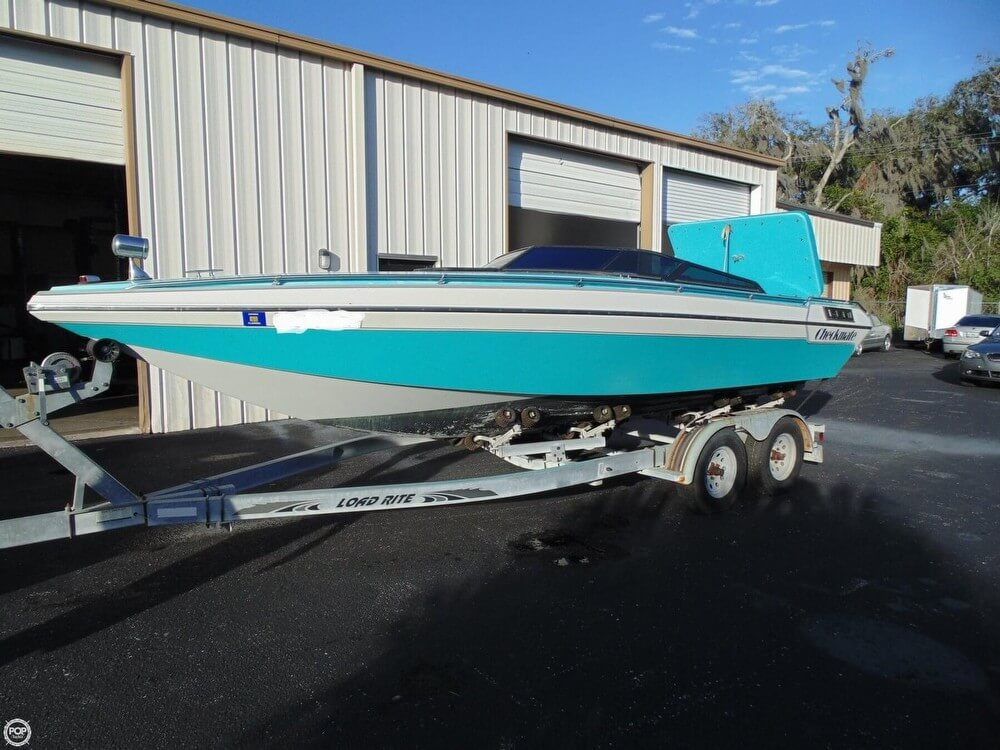 Checkmate Boats Inc Enforcer 1989 Checkmate Enforcer for sale in Sarasota, FL