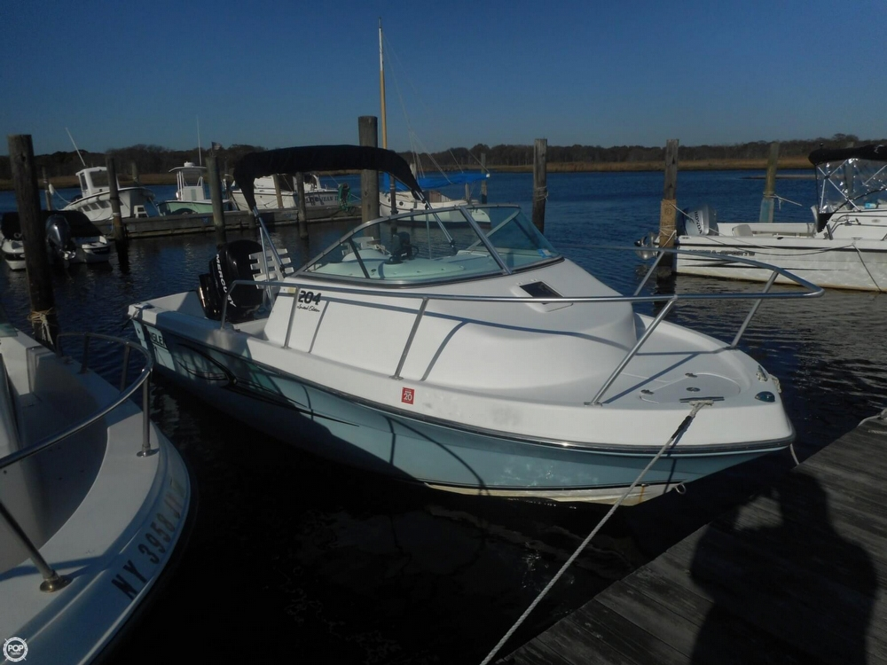 Angler Boats 204 Limited Edition 2008 Angler 204 Limited Edition for sale in East Islip, NY