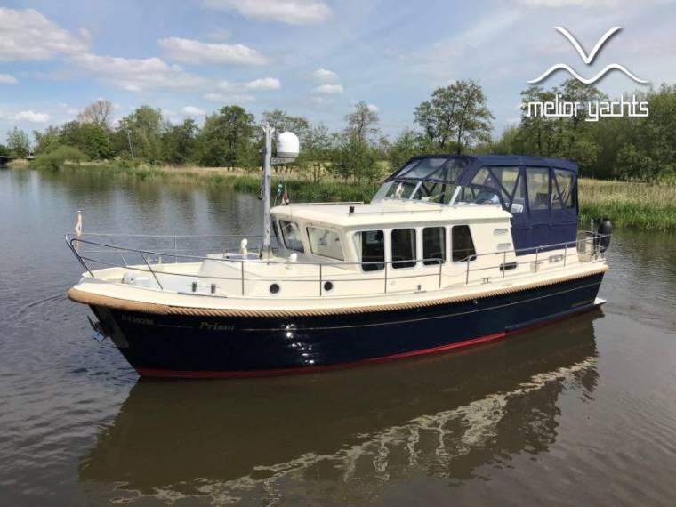 Aquanaut Drifter Trawler 1150