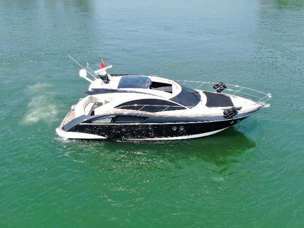 Marquis 420 Sport Coupe Starboard profile