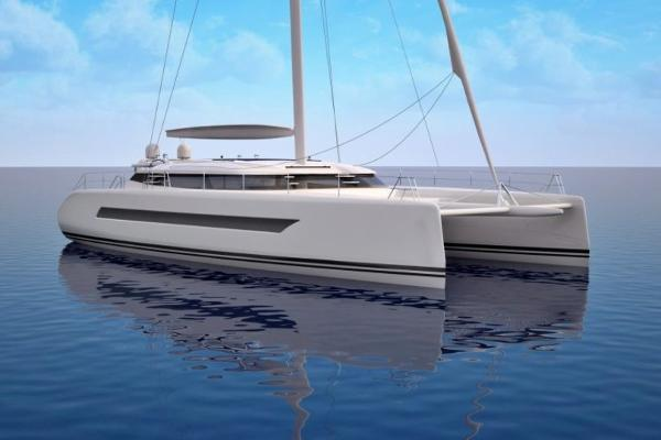 Ocean Explorer Catamarans 72