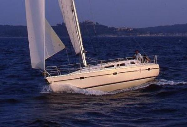 Jeanneau Sun Odyssey 36
