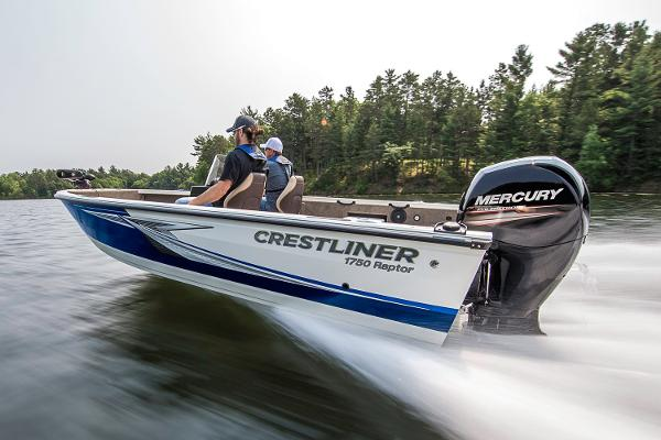 Crestliner 1750 Raptor WT Manufacturer Provided Image