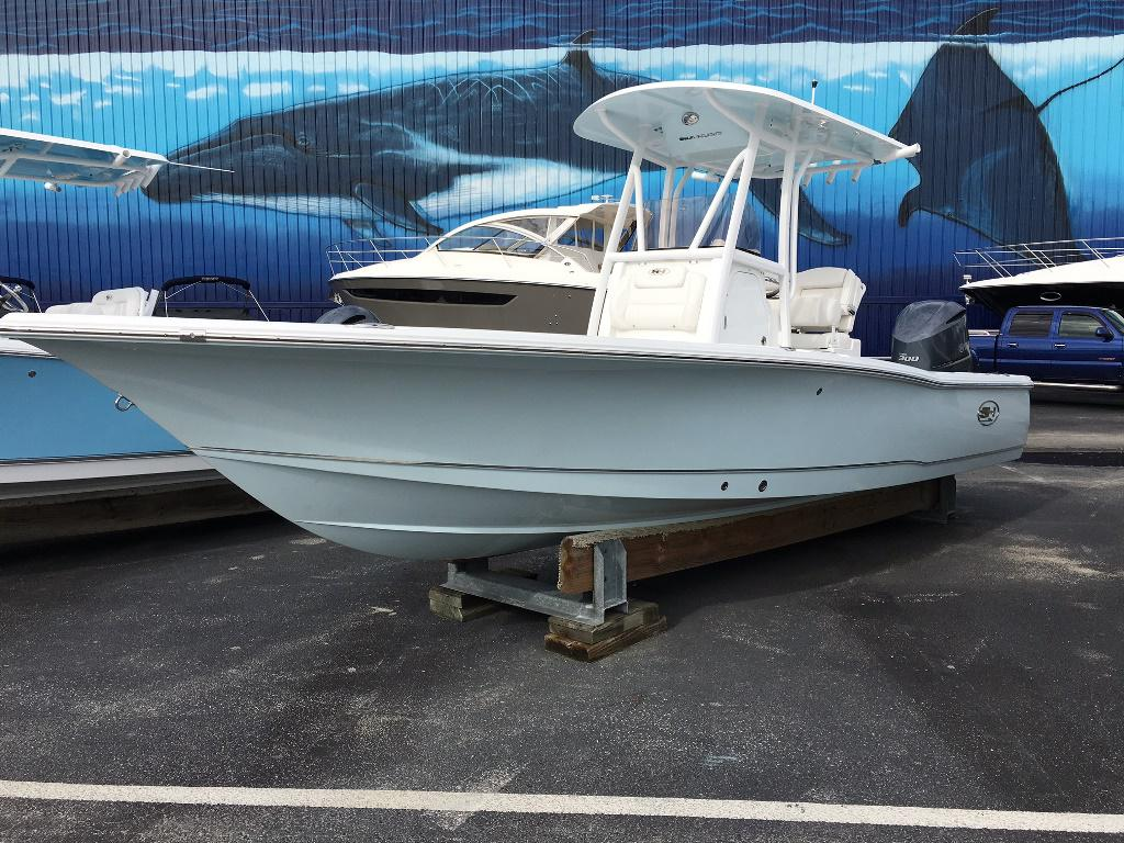 Sea Hunt 25 BX BR
