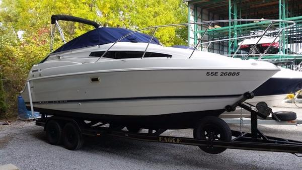 Bayliner 2355 Ciera Sunbridge