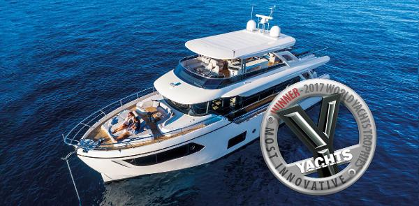Absolute Navetta 73 Absolute Navetta 73 Award winner