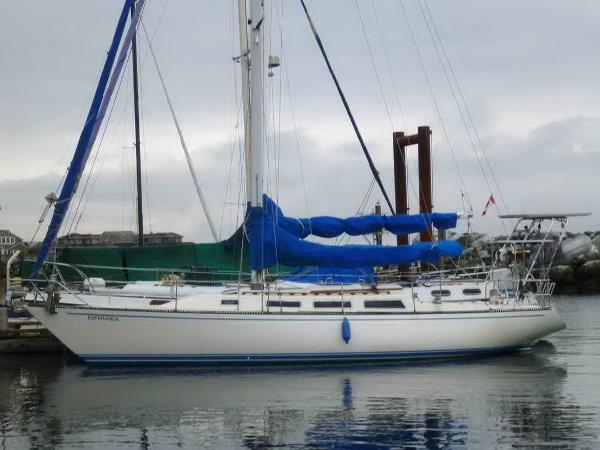 Catalina Sloop 38