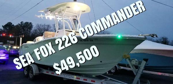 Sea Fox 226 Commander