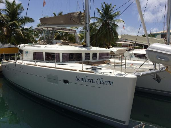 Lagoon 450 Southern Charm