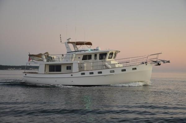 Kadey-Krogen 48 North Sea