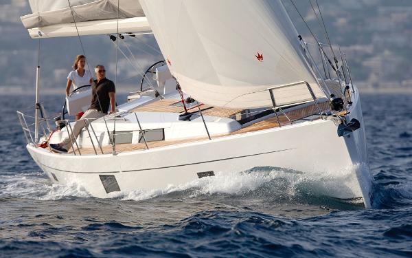 Hanse 455 455 upwind