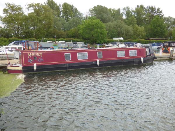 Custom Trad Narrowboat