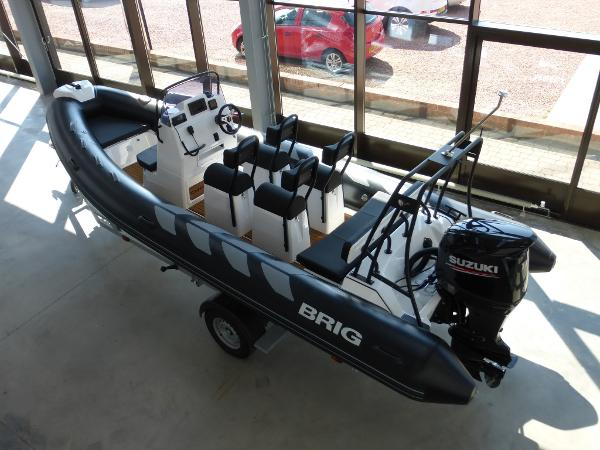 Brig Inflatables Navigator 610 BRIG Navigator 610