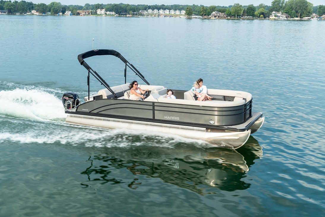Harris CRUISER 210 - CS - SPORT TRIPLE TUBE