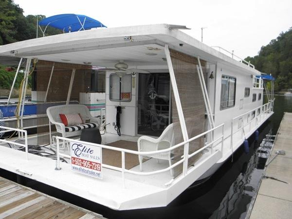 Jamestowner 14 x 56 Houseboat