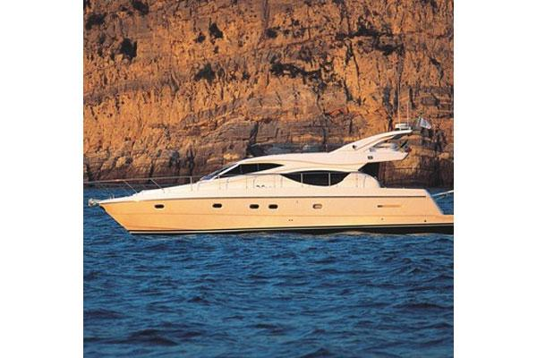 Ferretti 500 Elite Manufacturer Provided Image