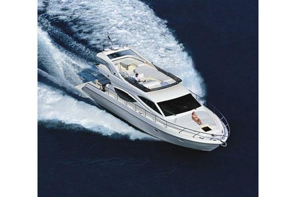 Ferretti Yachts 500 Elite Manufacturer Provided Image