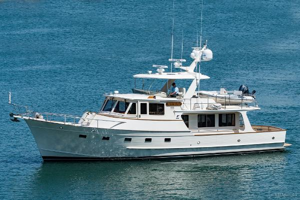 "Fleming Pilothouse 55' Fleming Pilothouse Motoryacht ""TRACY LYNNE"""