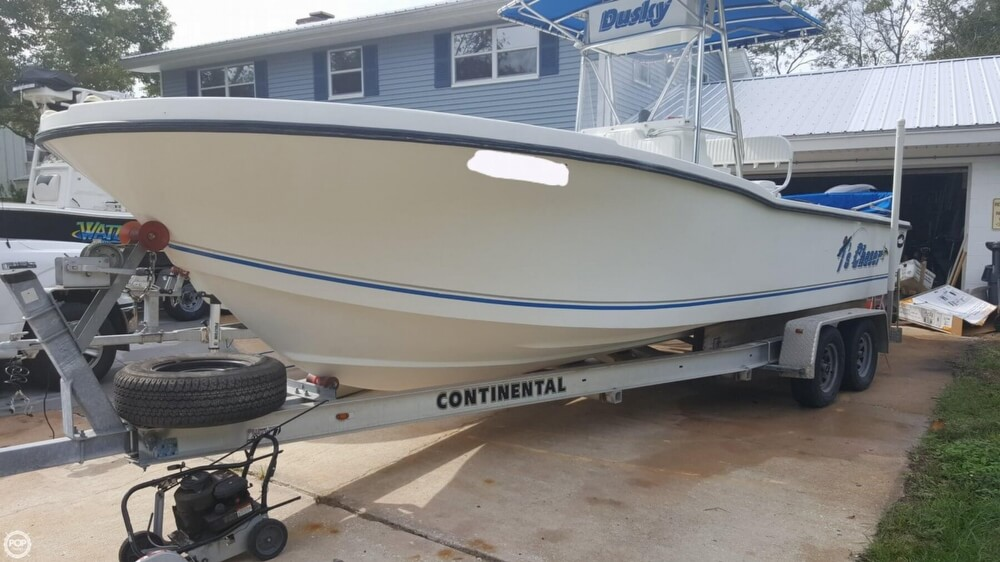 Dusky 256 1995 Dusky Marine 25 for sale in Titusville, FL