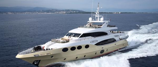 Majesty Yachts Majesty 125 Manufacturer Provided Image