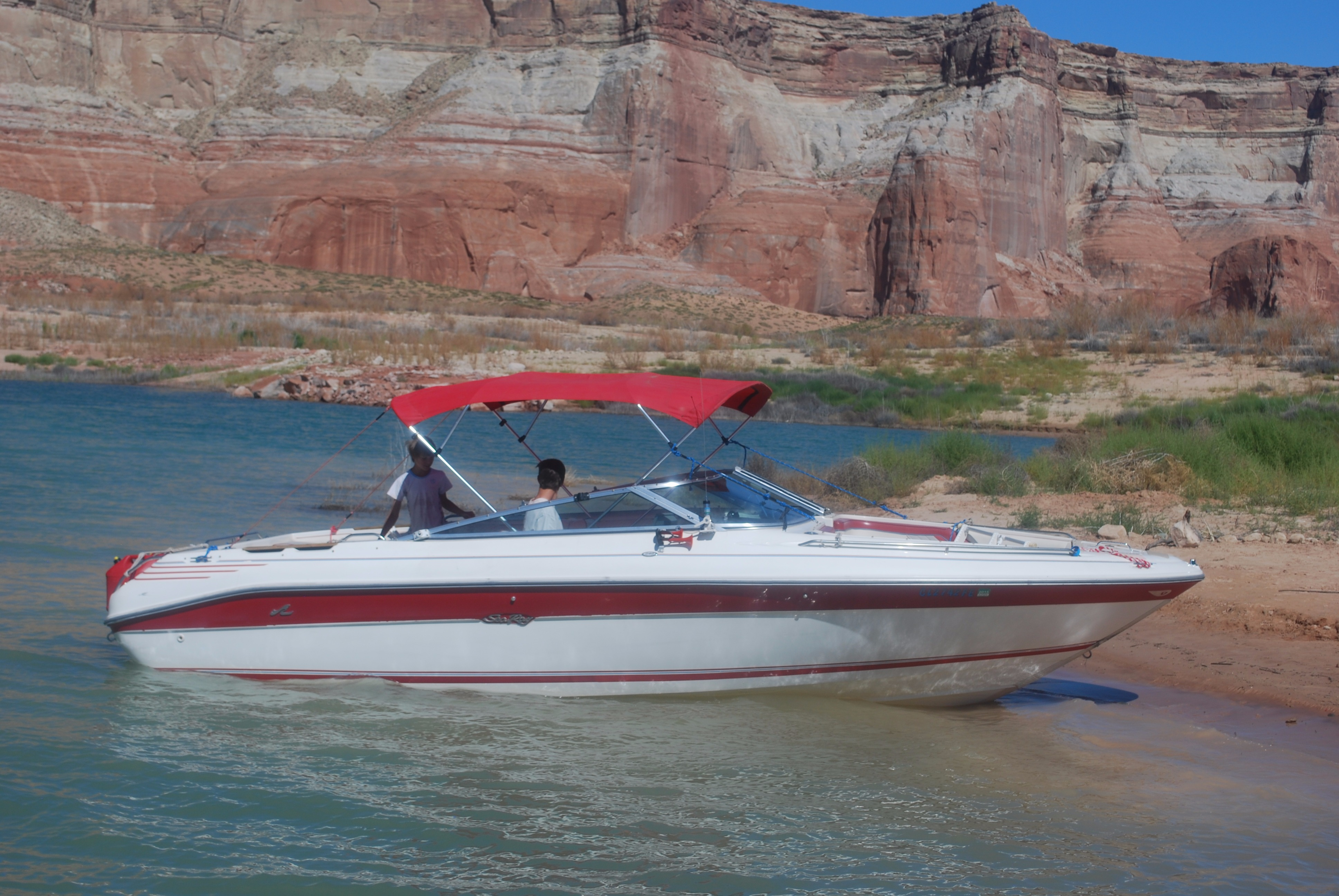 Sea Ray 240 Bow Rider